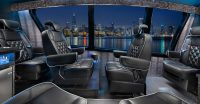 RoadStallion chauffeured transportation luxury interior